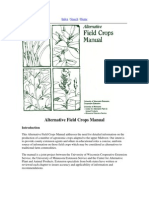 Alternative Crop Field Guide