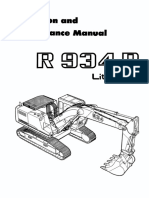 Operation and Maintenance Manual - R934B (EN)