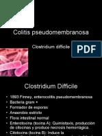 Colitis pseudomembranosa