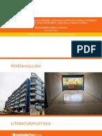 Presentasi Seminar Arsitektur - Rusunawa Marunda