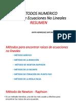 Resumen Raices de Ecuaciones no Lineales.pdf