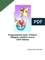 Programación Aula  Primero.docx