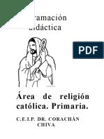 Programación didáctica religión curso 2013-2014  Dr. Corachán.doc