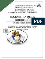 Caratula Produccion