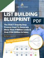 Ask-Method-List-Building-Blueprint