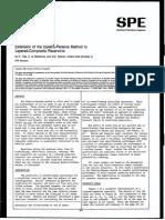 Dykstra-Parsons method
