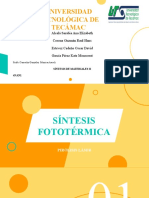 SÍNTESIS FOTOTÉRMICA-PIRÓLISIS LÁSER.pptx