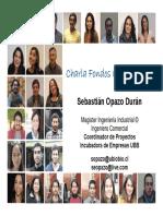 Charla Seminario Fondos Concursables