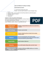 Principles and Methods of Teaching Reviewer
