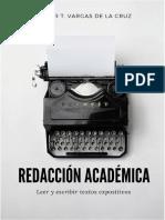 Redacción Academica-Víctor Vargas