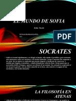 EL MUNDO DE SOFIA  PARTE 2