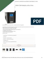 Sistema UPS Interactivo de Escritorio Torre 1300VA 120V Puerto USB Pantalla LCD (SMART1300LCDT) _ Tripp Lite