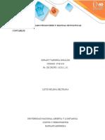 Paso 4 Elaboracion estado financiero y manual