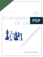 Os Ensinamentos De Greco - Xadrez