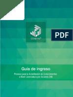 Guía de Solicitud de Ingreso 16-01-2020