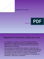 Diapositiva adaptacion curricular.