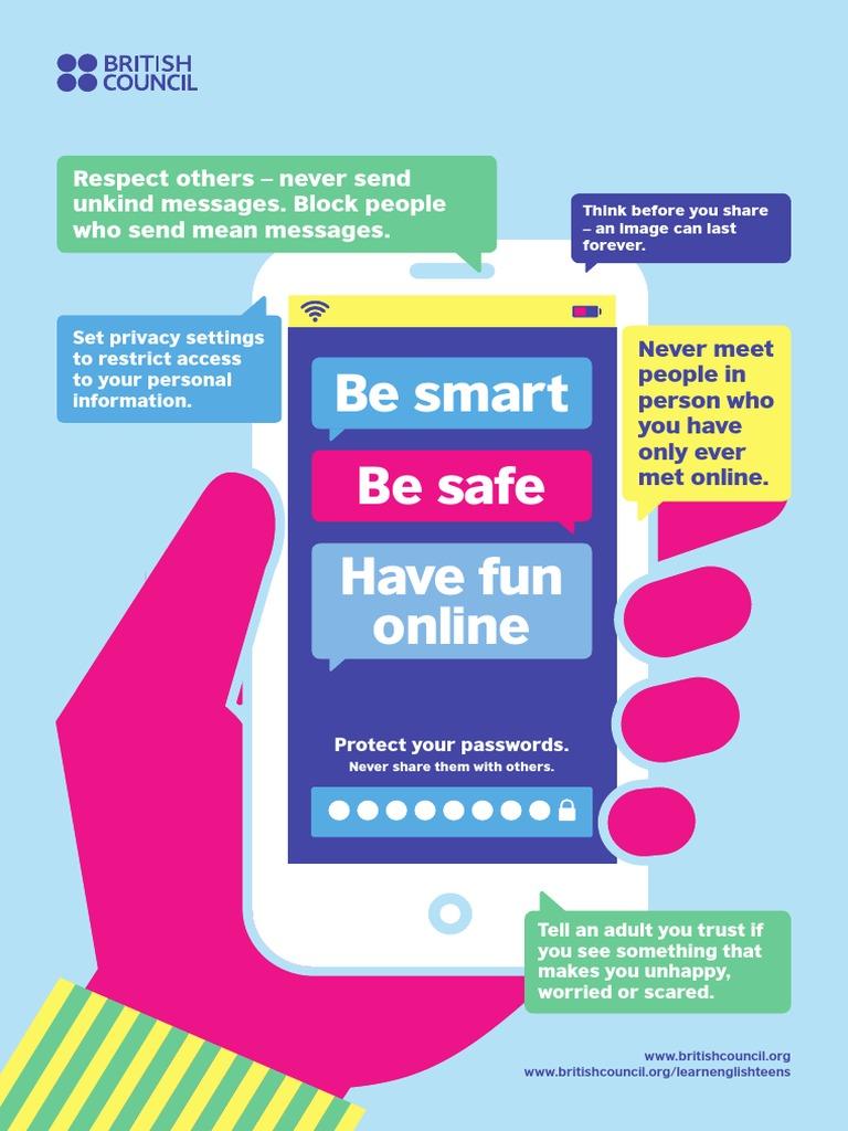 Meet safe online