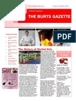 The Burts Gazette Sunday 20 September 2020