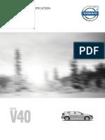 Volvo-V40-Pricelist 2015