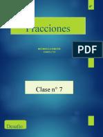 Fracciones 4°