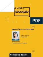 Arte Ciencia e Literatura Se liga na Edu 3Ano.pdf
