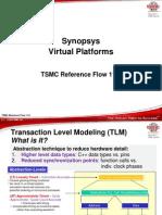 Baseline_virtual_platform_presentation_Synopsys