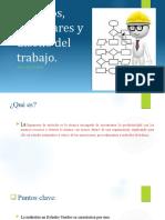 Metodos, estándares y diseño del trabajo