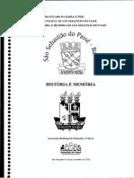 História e Memória - São Sebastião Do Passé
