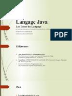 02 Bases du Langage Java