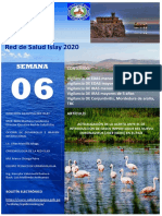 BOLETIN EPIDEMIOLÓGICO SEMANA 6 - 2020