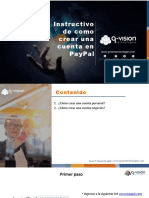 Instructivo Paypal
