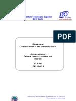 interconectividad de redes IFE-0417