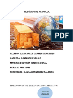Teorías del Comercio Internacional.