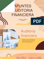 APUNTES AUDITORIA FINANCIERA