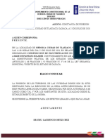 03.- CONSTANCIA DE TENENCIA DE LA TIERRA