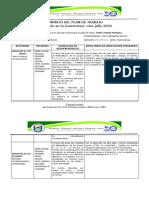 Formato plan agosto e informe mes julio