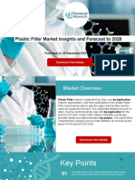 Plastic Filler Market Insights and Forecast to 2026