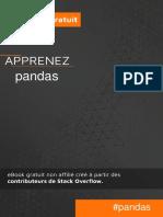 pandas-fr