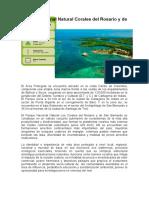 Parque Nacional Natural Corales del Rosario y de San Bernardo.docx
