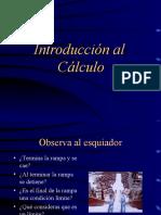 INTRODUCCIÓN AL CÁLCULO