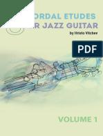 8 Chordal Etudes for Jazz Guitar by Hristo Vitchev (1)
