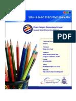 pc sarc summary 09-10