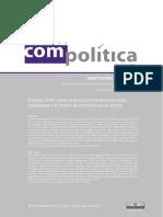 texto Mantovani - Compolítica 2013