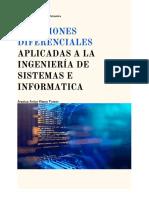 Ecuaciones diferenciales aplicadas a la ingeniería de sistemas e informática