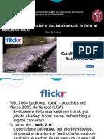 Flickr Tecnologie, Estetiche, Socializzazioni - Alberto Cossu