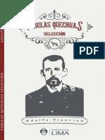 Fábulas quechuas selección - Adolfo Vienrich
