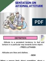 ORGANISATIONAL ATTITUDE.pptx