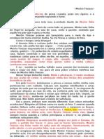 «mestre finezas» integral manuel da fonseca