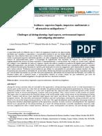 Desafios da carcinicultura - aspectos legais, impactos ambientais....pdf