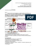 EDITAL PSICÓLOGA - CDCM